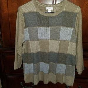 Pull Over Ladies Sweater